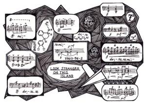 Score by Jennifer Walshe, commissioned for Pandamonium 2