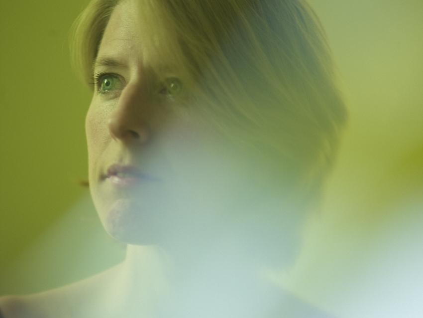 Sarah Nicolls by Mareike Foeking
